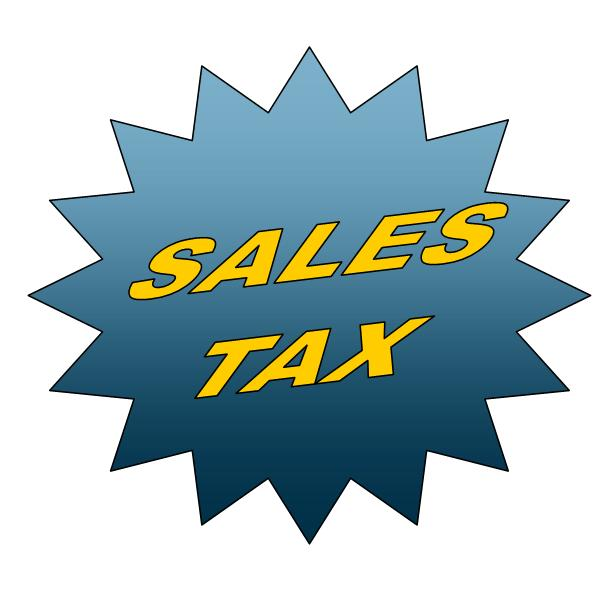 Sales Tax Information
